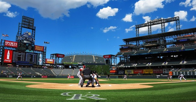 """MLB Moving All-Star Game to Colorado, Where Supposedly """"Racist"""" Voting Restrictions Are Already in Place"""