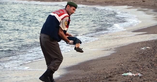 Syrian Toddler's Lifeless Body Found on Turkish Beach Shocks World