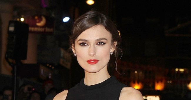 Did Keira Knightley Pick a Fight With Duchess Kate Over Pregnancy?