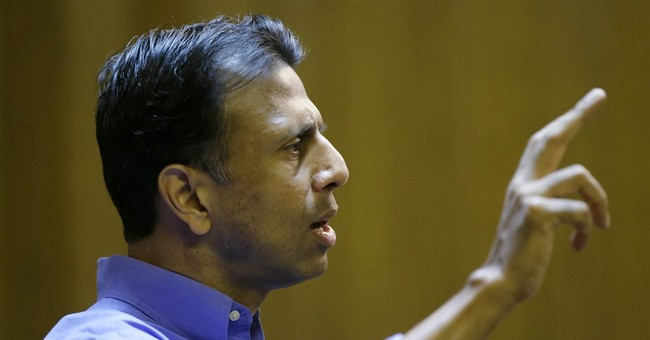 Governor Jindal's Bold Reform Plan Slashes Revenue to DC, Abolishes the Corporate Income Tax
