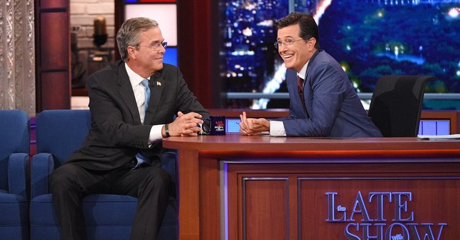 Should Republicans Appear On Colbert?