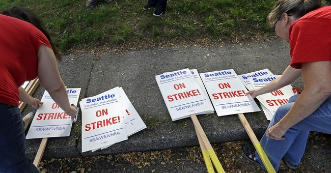 Congress Should Put Workers' Rights before Union Politics