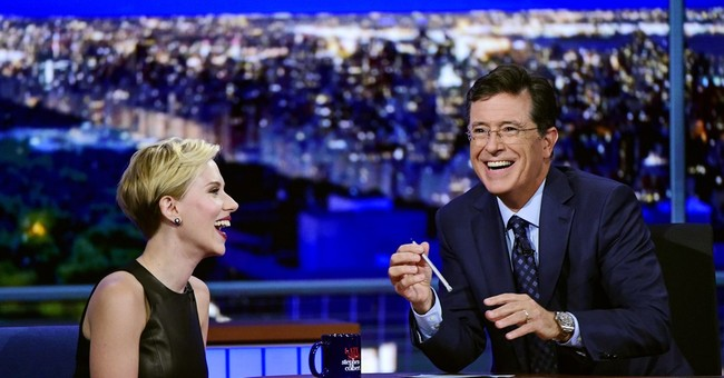 Will Stephen Colbert Give Liberals the Ted Cruz Treatment?