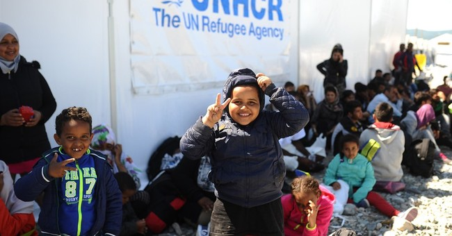 The Refugee Crisis Presents An Opportunity, As Long As The West Doesn't Blow It