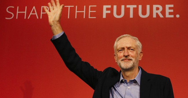 UK's Labour Party Picked A New Leader. Yes–He's Very Much A Left-Winger