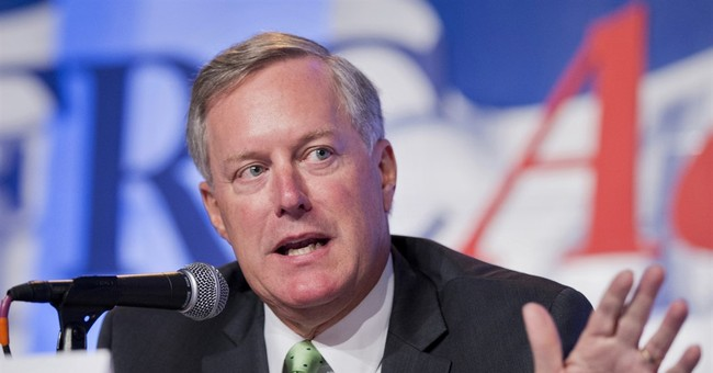 Donald Trump selects Mark Meadows as new White House chief of staff
