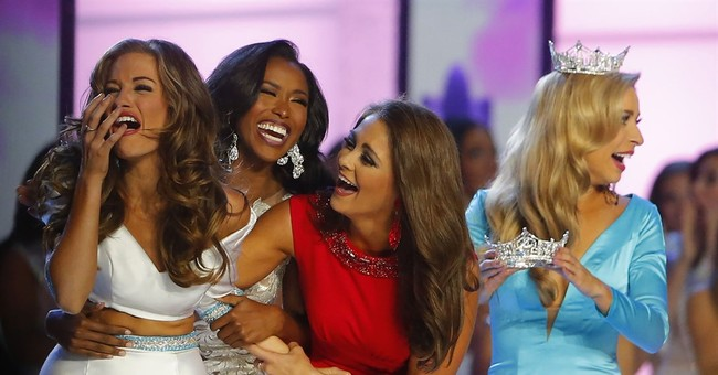 Planned Parenthood Crashes the Miss America Pageant