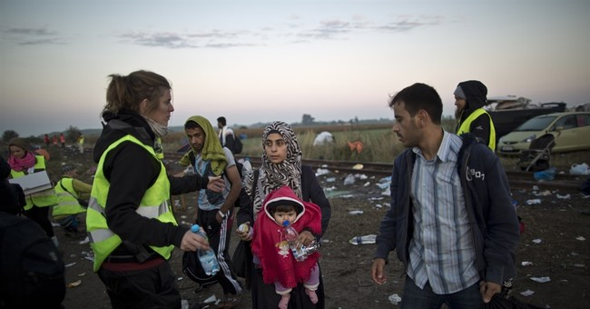 "Europe's Immigration ""Crisis"" Is Not America's Problem"