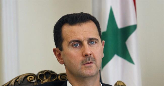 Putin Playing a Deceitful Game to Prop Up Assad