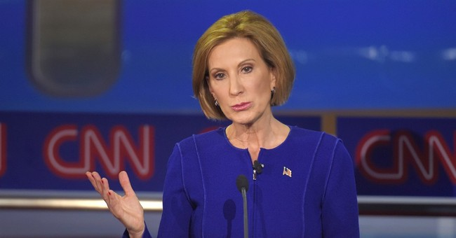 It's Not Fiorina Who's Wrong in the Planned Parenthood Fight
