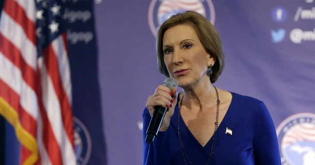 Carly Fiorina: Major :eaguer
