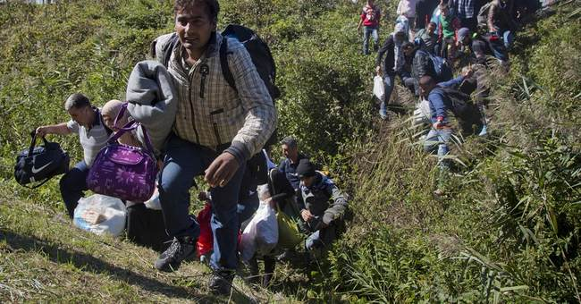 EU Data Shows 80 Percent of Migrants Are Not From Syria