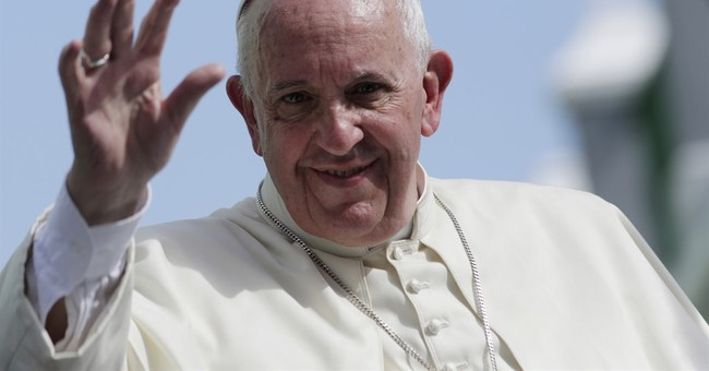 Pope Francis Has Arrived in DC