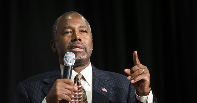 Carson: Even Christians Running for President Need to 'Subjugate' Faith to the Constitution