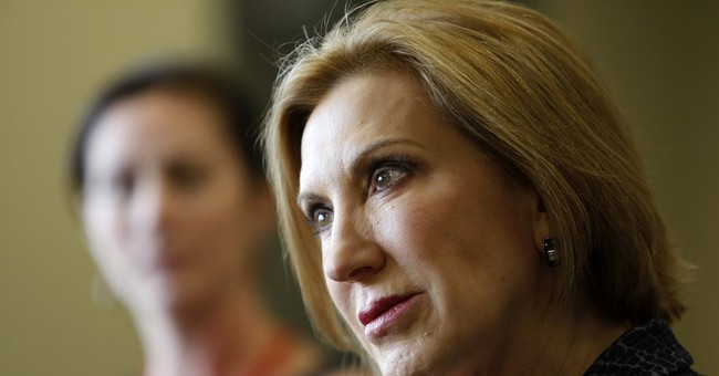 The Torch and the Sword: Fiorina and the Right Kind of Feminism