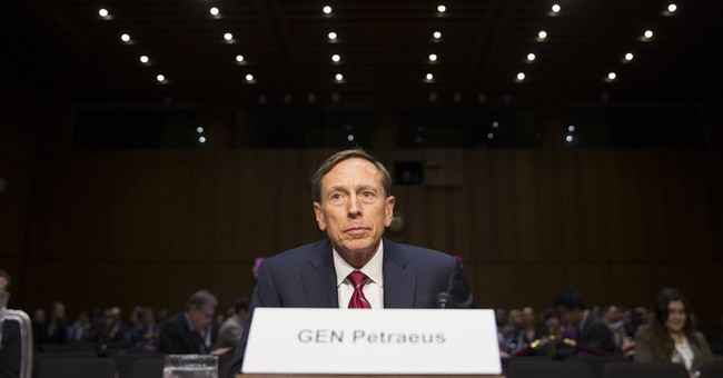 "Petraeus: ""Four Years Ago, I Made a Serious Mistake"""