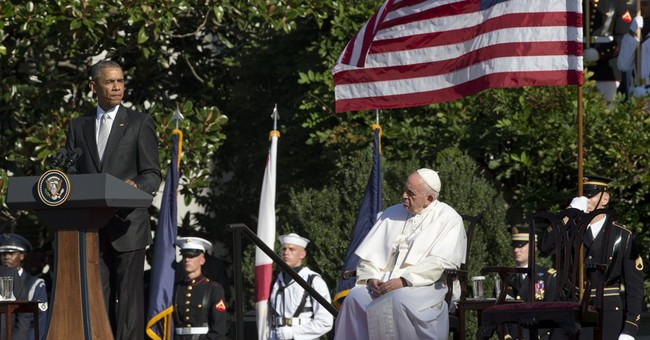 Huckabee: President Obama is Disrespecting the Pope