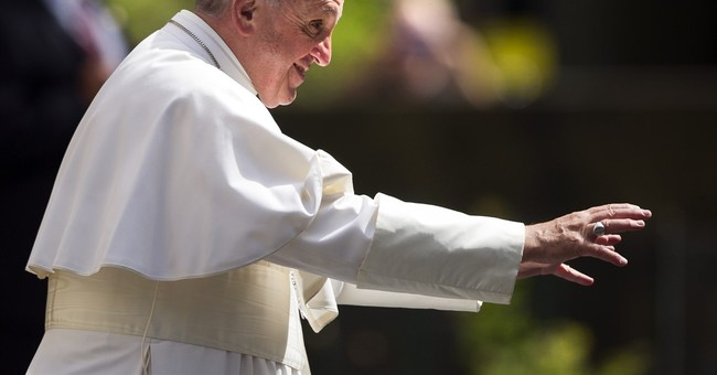 Pope Francis' Unscheduled Support for Religious Freedom
