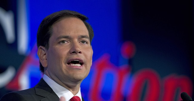 Rubio Summarizes Trump's Campaign as a 'Freak Show'