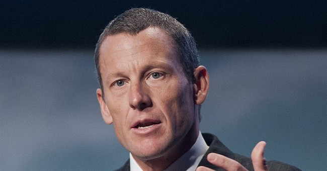 Lance Armstrong Brags About Beating Mike Pence in a Bike Race