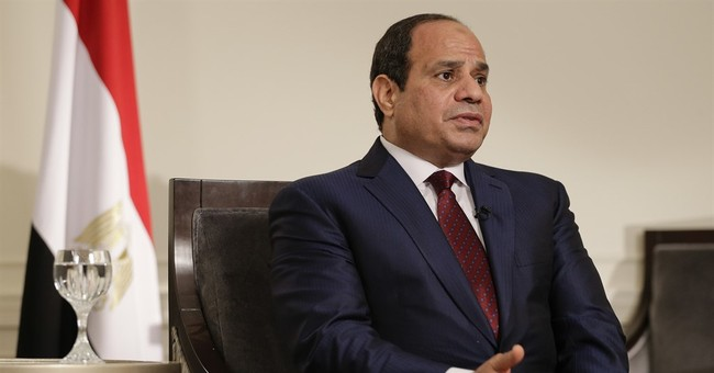 Egyptian President Meets with U.S. Council of Churches, Commits to Promoting Religious Freedom