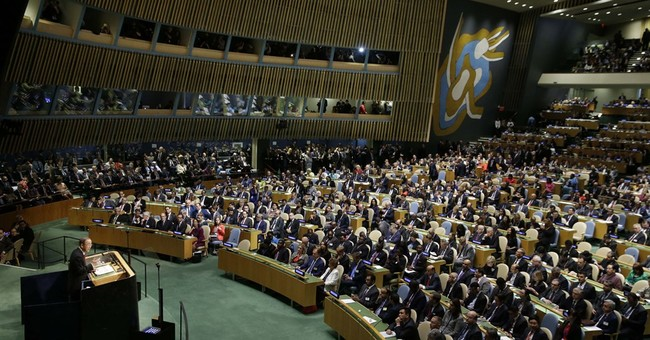 General Assembly Ignores The Elephant In the Room