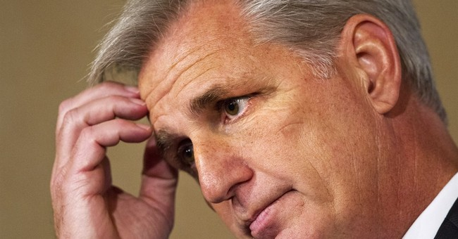 Terrific: Team Hillary Using McCarthy's Disastrous Benghazi Comments in New Campaign Ad