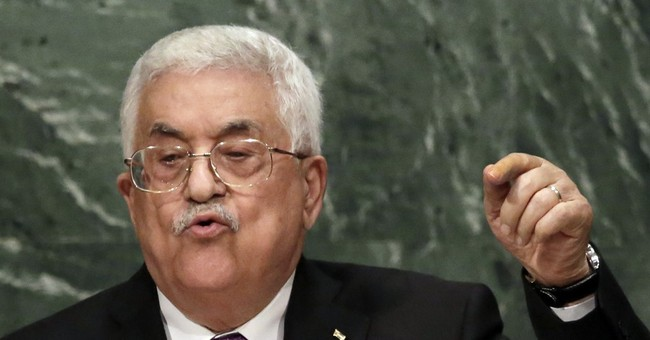 Palestinian Authority President: We're Done With The Oslo Accords