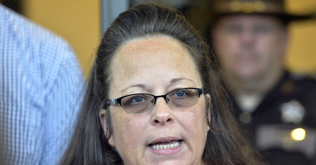 Vatican: Pope's Meeting with Kim Davis Not a 'Form of Support'