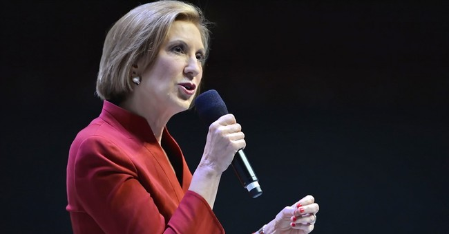 Carly Fiorina Heads to The View