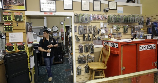 Zombie Gun Control Initiative Worries Gun Store Owners