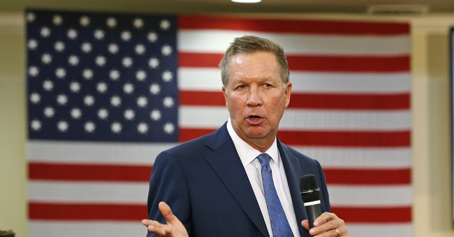A 'Fed Up' Kasich Expected to Take Direct Swings at Opponents at Tonight's Debate