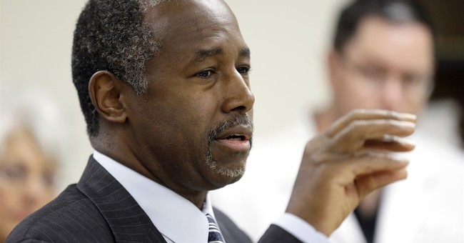 Ben Carson Hasn't Been a Registered Republican For Very Long