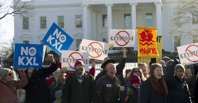Good News: Keystone Delay Has Cost Us $175 Billion In 'Lost Economic Activity'