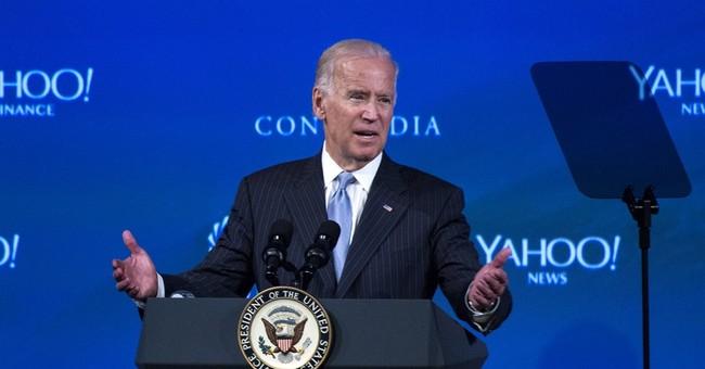 How a Biden Bid Could Help Hillary Clinton's Campaign