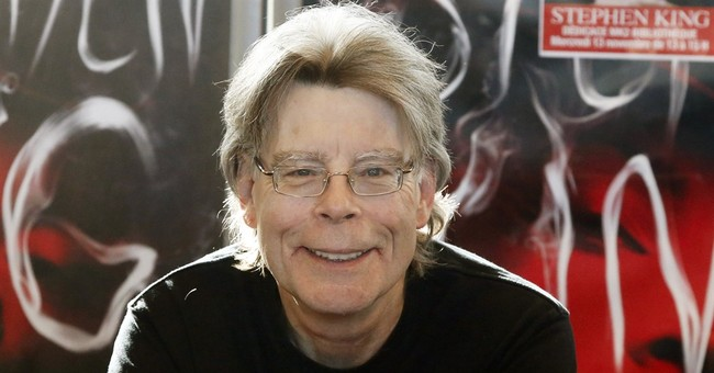 Stephen King 'Blocks' Trump from Seeing It, Mr. Mercedes