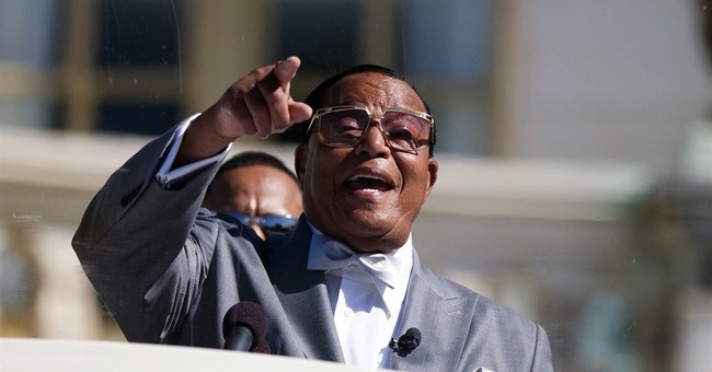 Twitter Finally Decides Louis Farrakhan's Anti-Semitic Tweets Are Unacceptable