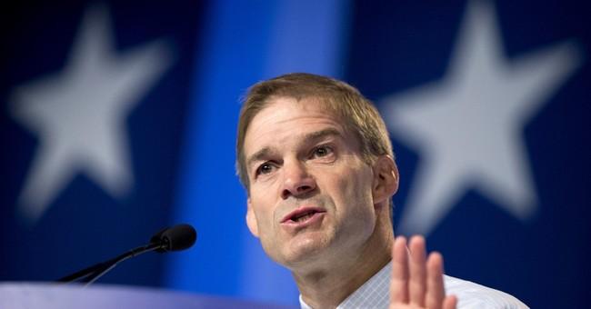 Rep. Jim Jordan: House Has Obligation to Continue Clinton Investigation