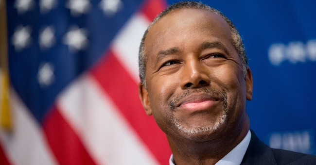 Carson: Hey, I'm Taking a Break From Campaigning For a Few Weeks To Sell Books