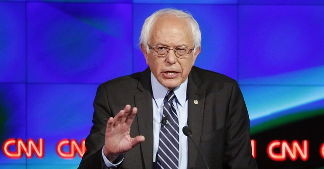 Sanders Sails Through Debate