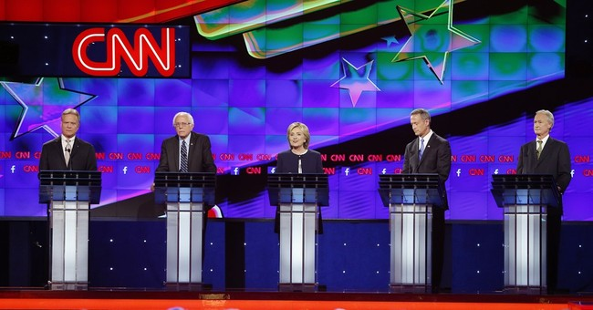 Civil, Yes, But First Democratic Debate Was A Softball Game