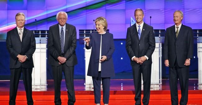 Analysis: Bernie Thrills Base, But Hillary Outclasses Rivals in Debate