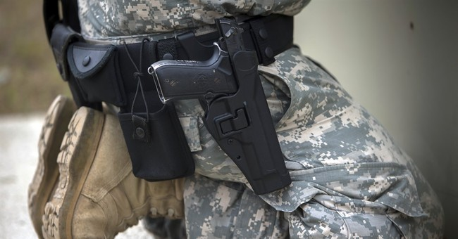 Air Force Offers Friendly Reminder To Base Commanders: Qualified Airman Can Carry Firearms On Base