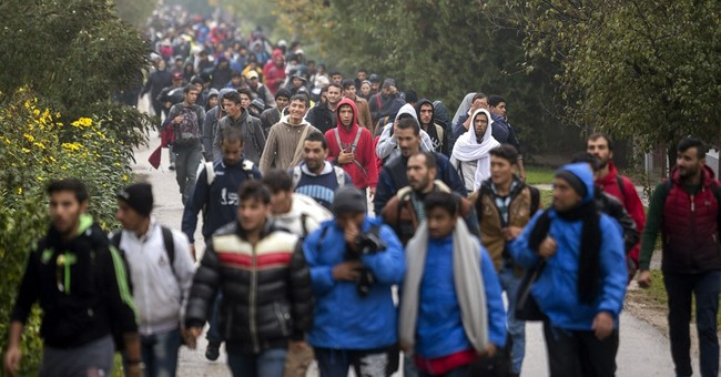 Dear Europe & America: Those 'Poor Refugees' Sure Look And Act Like Radical Muslims To Me