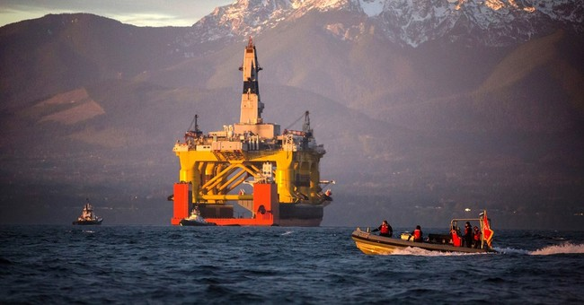 Trump Opens More U.S. Waters to Offshore Oil Drilling—So Grab the Fishing Poles!