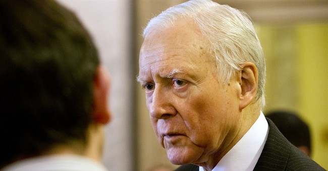 The GOP's Orrin Hatch Problem