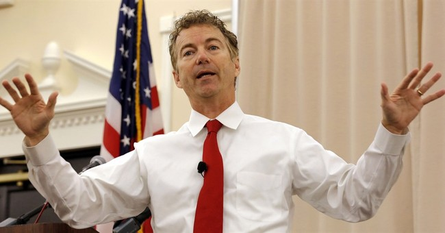 On Second Thought, That Rand Filibuster Isn't Going To Happen