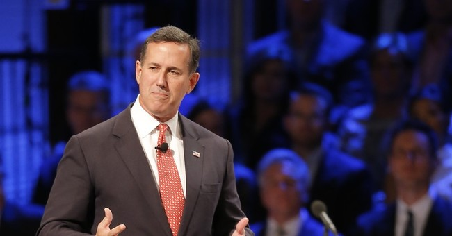 Rick Santorum Slams Trump But Plans to Go to His Event, Bill Hemmer Calls Him Out