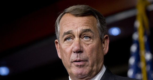 Cutting it Close: Speaker Election Will Happen Two Days Before Boehner's Resignation