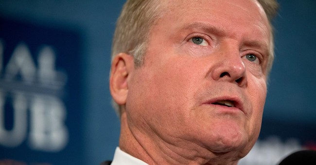Former Democratic Presidential Candidate Jim Webb Says He Won't Vote For Hillary